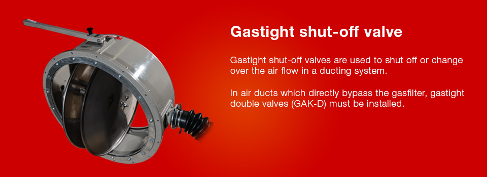 Gas-tight